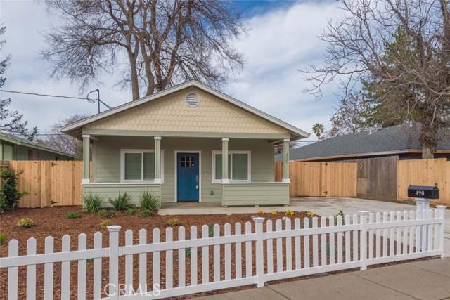 490 E 20th Street, Chico, CA 95928