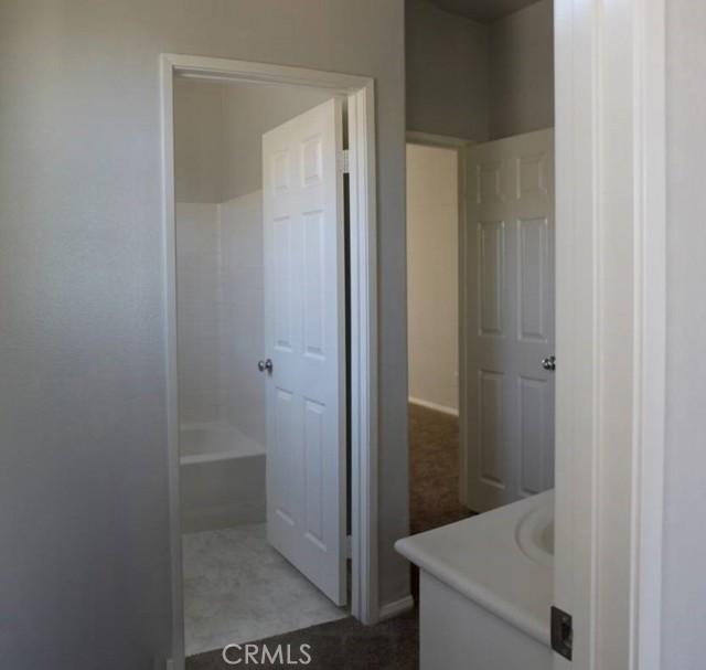 Jack & Jill bathroom to Room 2 & 3