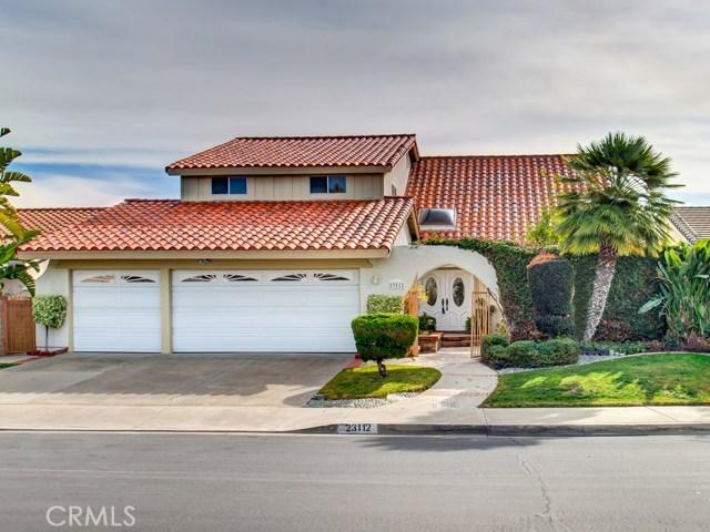 23112 Sonoita, Mission Viejo, CA 92691