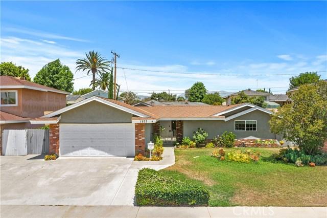 1533 E Adams Park Drive, Covina, CA 91724