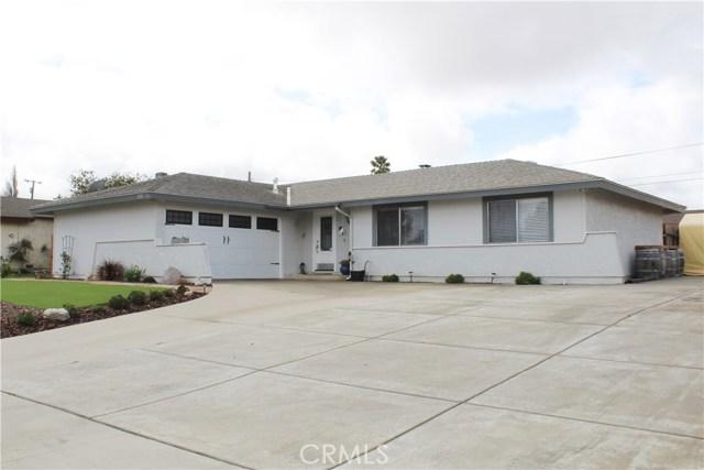 4121 Shady Glade Drive, Santa Maria, CA 93455