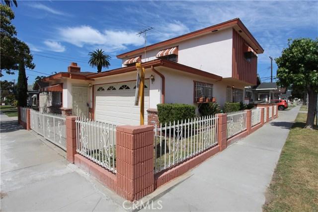 1029 E New York Street, Long Beach, CA 90813
