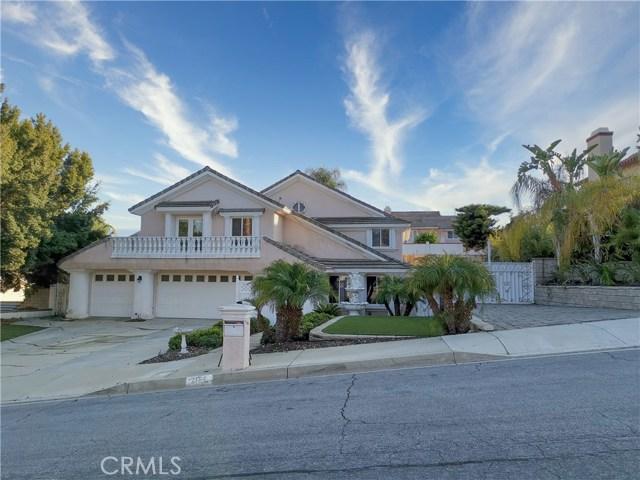 2199 Woodhollow Lane, Chino Hills, CA 91709
