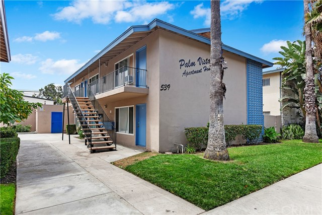 Palm Vista Apartment Homes is a twenty-eight unit multifamily complex located in Anaheim, California. Built in 1960 & 1964 the two parcels consist of 20 - 1 bed / 1 bath and 8 - 2 bed / 1 bath units. Both assets are well maintained and have beautifully landscaped grounds with flowers, plants and clean-cut grass. Open Parking and 28 Garages are available for tenants, which is a nice amenity in the densely populated city and on-site laundry is also provided for the residents. All twenty-eight units have received some type of interior upgrades and exterior renovations include new gas lines to meters, carport roofs, and garage doors.  This property is in a good central Anaheim location right near major retail, educational, and employment opportunities. The property is conveniently located less than a mile from the CA-91 Freeway, which allow tenants to connect with the greater California region and beyond. This offering provides an investor the opportunity to acquire a well maintained apartment community in a premier location within the city. Given the strength of the overall apartment market within the city of Anaheim, the property offers an investor the ability to capture quality tenants seeking a great neighborhood near a wide variety of activities, transportation and retail amenities. This overall demand for well-located apartments will be a key driver in the continued growth.