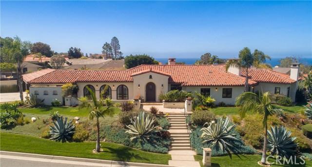 2901 Via Anacapa, Palos Verdes Estates, California 90274, 5 Bedrooms Bedrooms, ,3 BathroomsBathrooms,For Sale,Via Anacapa,SB18109839