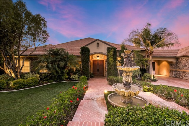 400 S Peralta Hills Drive 92807 - One of Most Expensive Homes for Sale
