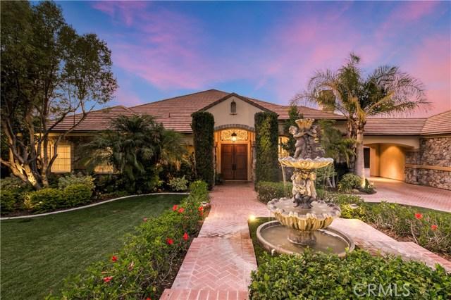 400 S Peralta Hills Drive, Anaheim Hills, CA 92807