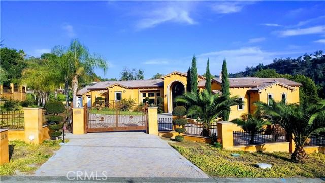 370 East Road, La Habra Heights, CA 90631