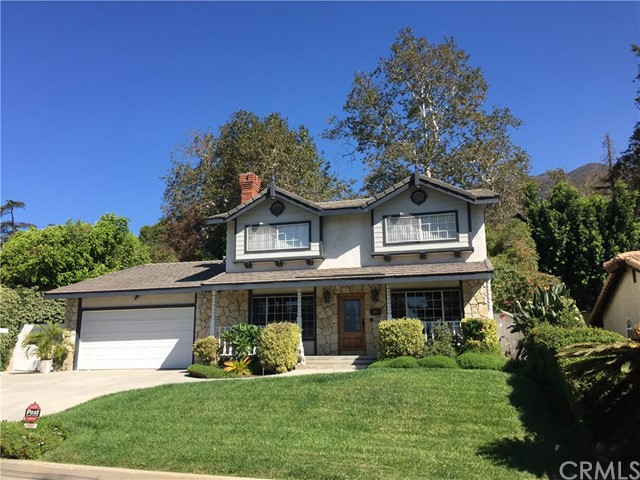 699 Gatewood Lane, Sierra Madre, CA 91024