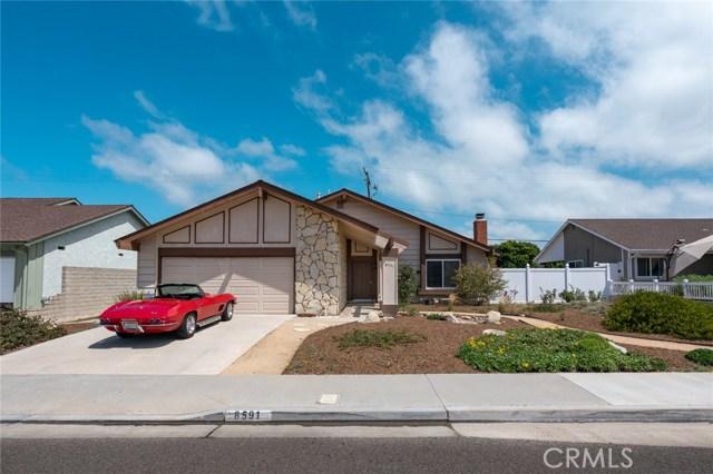 8591  Martinique Drive, Huntington Beach, California