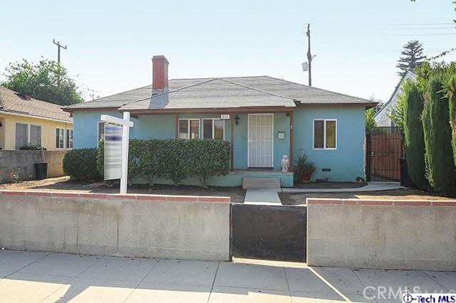 525 N Buena Vista Street, Burbank, CA 91505