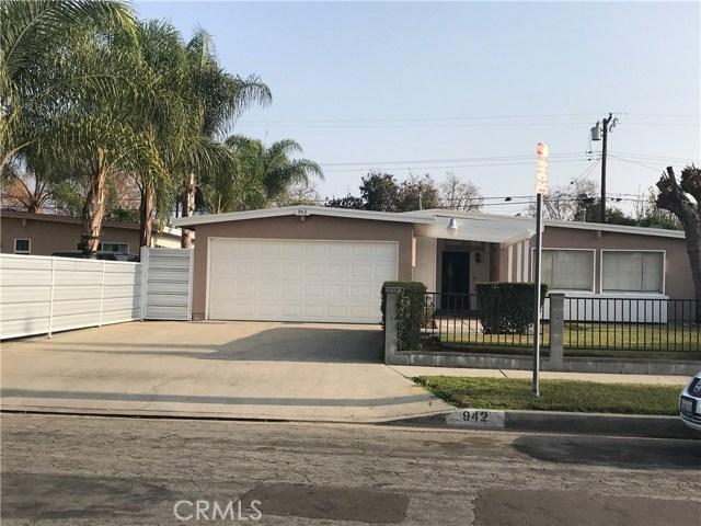 942 Le Borgne Avenue, La Puente, CA 91746
