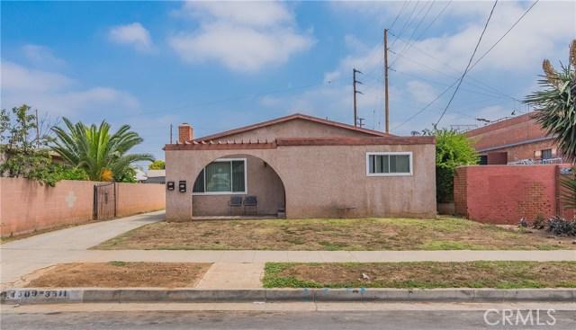 3511 Gleason Avenue, Los Angeles, CA 90063