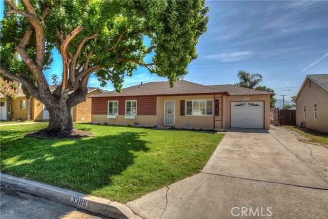 3389 Garden Drive, San Bernardino, CA 92404