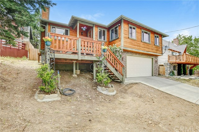 5454 Summit Drive, Wrightwood, CA 92397