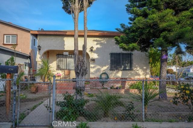 4760 Grape Street, Pico Rivera, CA 90660