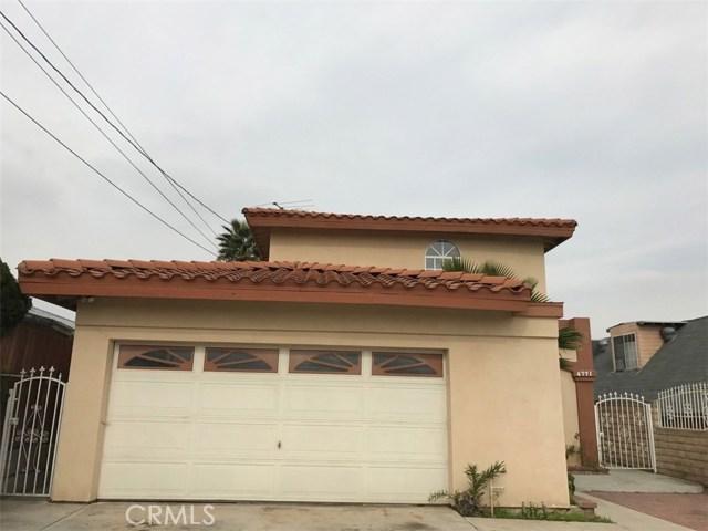 4769 Dozier Avenue, East Los Angeles, CA 90022