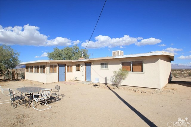 3966 Steeg Road, 29 Palms, CA 92277