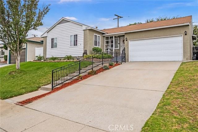 1817 Cielito Avenue, Monterey Park, CA 91754