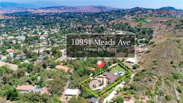 10951  S Meads Avenue, Orange, California