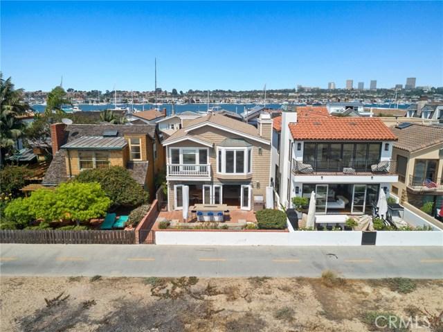 1209 E Balboa Boulevard | Balboa Peninsula (Residential) (BALP) | Newport Beach CA