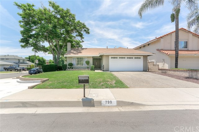 799  Lincoln Avenue, Walnut in Los Angeles County, CA 91789 Home for Sale
