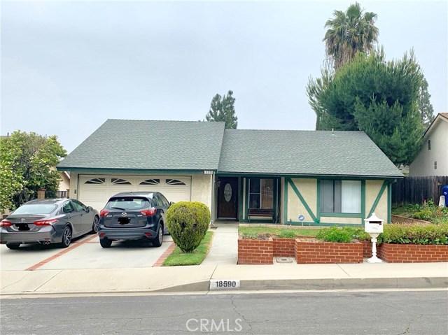 18590 Fieldbrook Street, Rowland Heights, CA 91748
