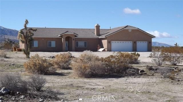 12572 Alta Vista Road, Pinon Hills, CA 92372