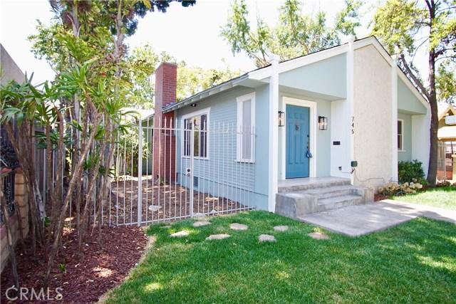 745 Rose Avenue, Long Beach, CA 90813