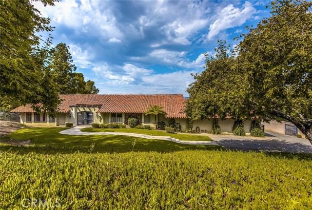 5157 E Crescent Drive, Anaheim Hills, CA 92807