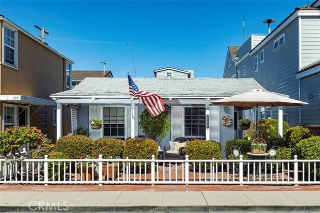 216 Sapphire Avenue, Newport Beach, CA 92662