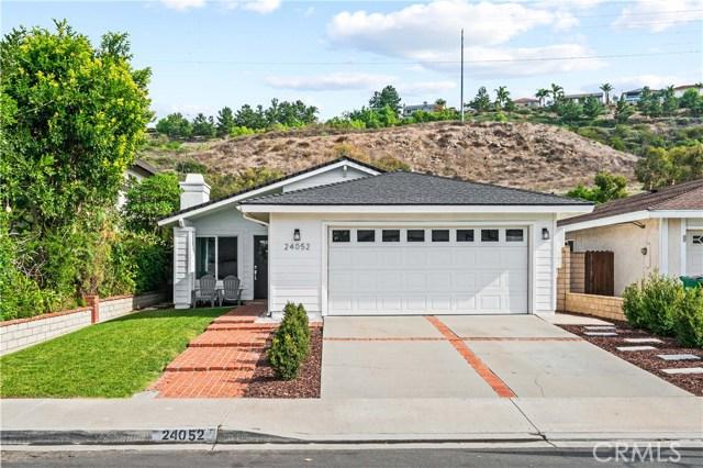 24052 Zancon, Mission Viejo, CA 92692