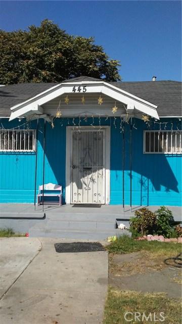 445 W 81st Street, Los Angeles, CA 90003