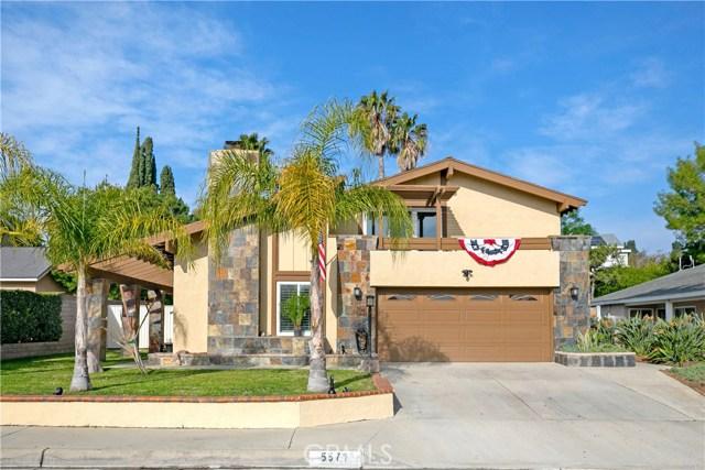 5571  Oak Meadow Drive, Yorba Linda, California