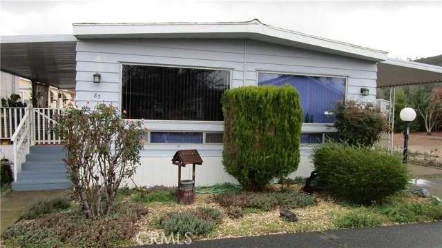 400 Sulphur Bank Drive 83, Clearlake Oaks, CA 95423