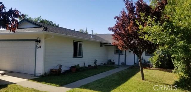 Photo of 544 Yuba Avenue, Oroville, CA 95965