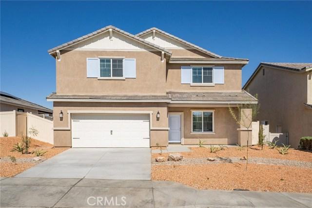 15854 Rain Lily Court, Victorville, CA 92394