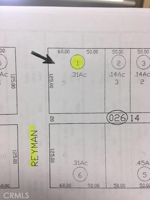 0 Reyman, Oroville, CA 95915