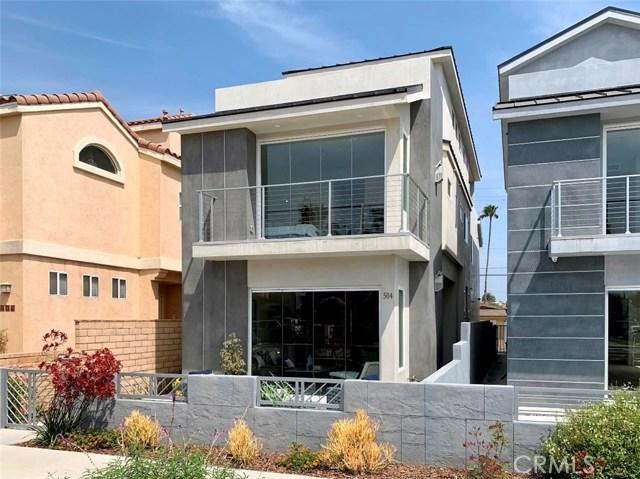 504  16th Street, Huntington Beach, California