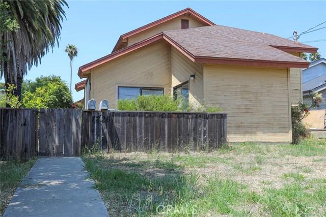 1226  Stafford Street, San Luis Obispo, California