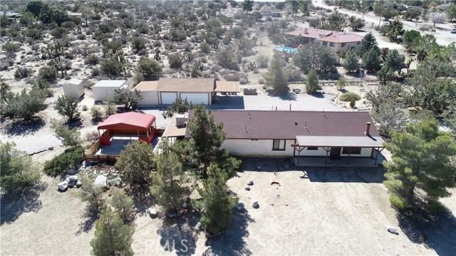 9695 Green Road, Pinon Hills, CA 92372
