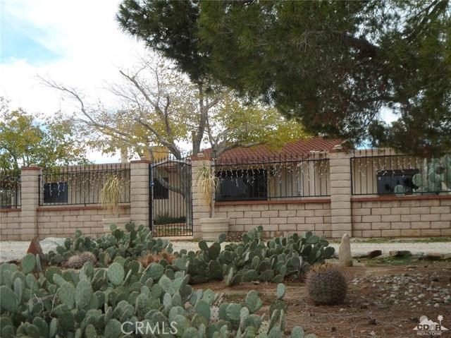 3436 El Dorado Avenue, Yucca Valley, CA 92284