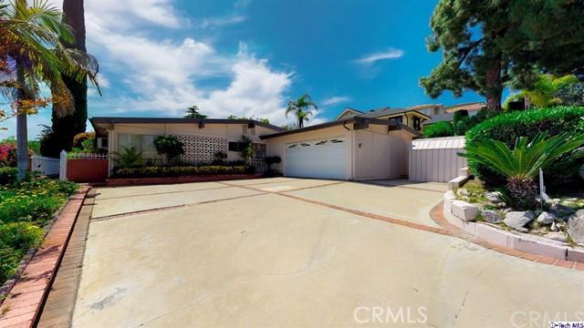 801 Ridge Drive, Glendale, CA 91206
