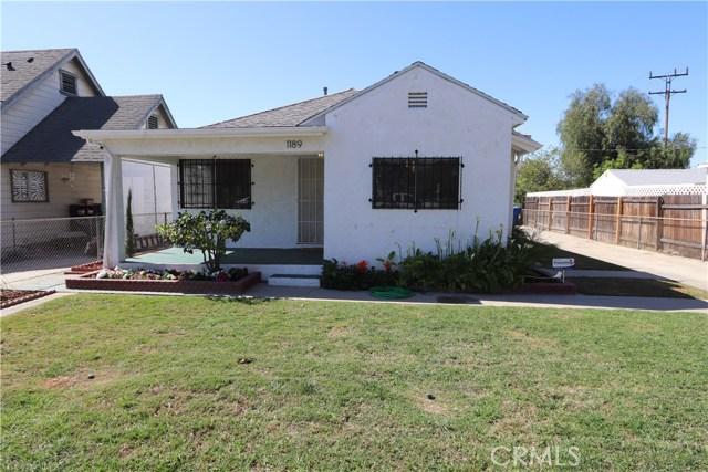 1189 W 15th Street, San Bernardino, CA 92411