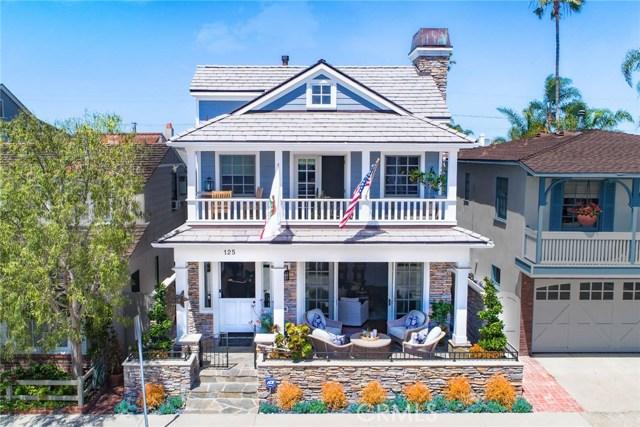 125 Apolena Avenue, Newport Beach, CA 92662