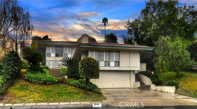 1540 Via Boronada, Palos Verdes Estates, CA 90274