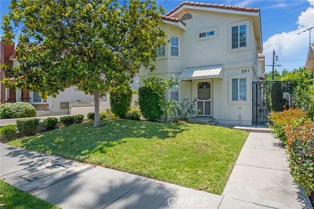 321 N Stoneman Avenue C, Alhambra, CA 91801