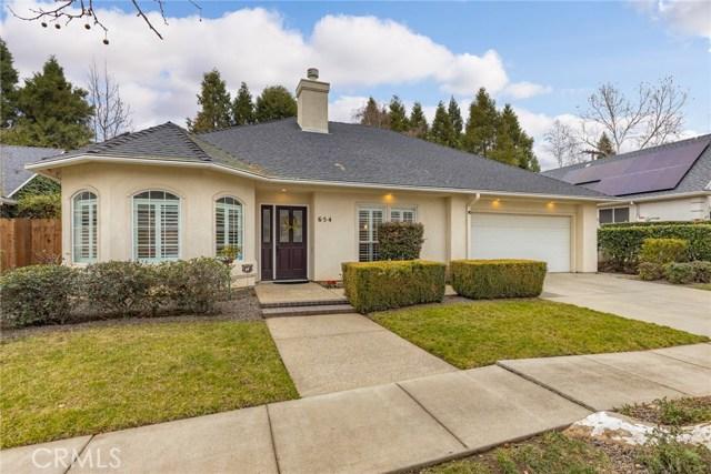 654 Grafton Park Drive, Chico, CA 95926