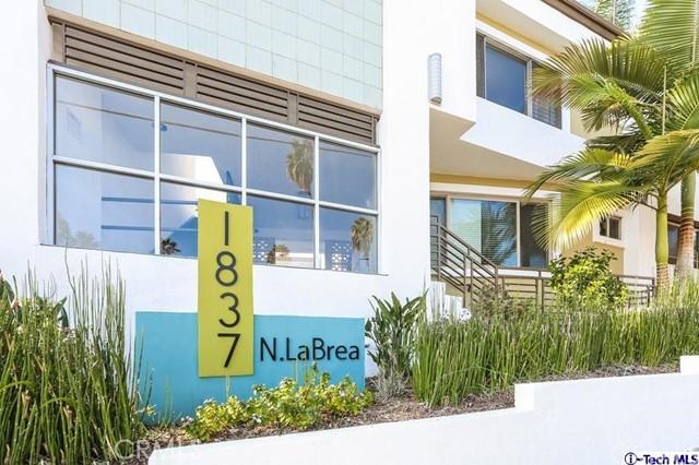 1837 N La Brea Avenue, Los Angeles, CA 90046