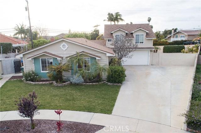 9141 El Verde Circle, Fountain Valley, CA 92708